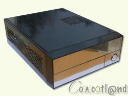 Test boitier Mini ITX JCP MI-102