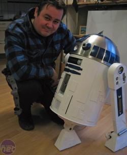 MOD R2-D2 hallucinant