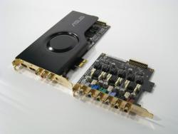 test carte son Asus Xonar HDAV1.3 Deluxe