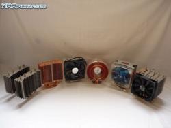 comparo 6 ventirads AMD2+