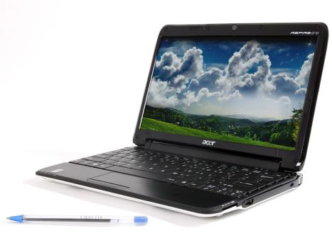 netbook Acer Aspire One 751