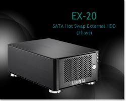 Lian-Li EX-20 rack externe pour HDD