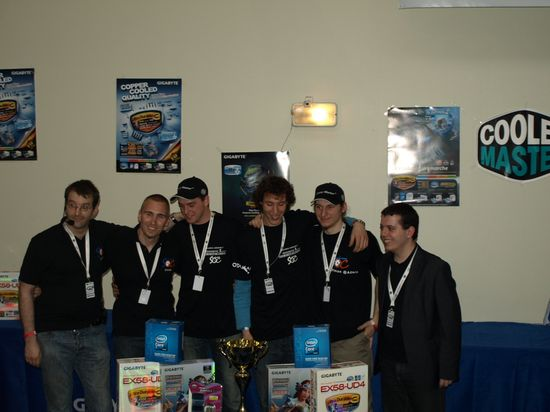 [GA 2009] Le concours d'OC Syndrome-OC, Gigabyte, Cooler Master