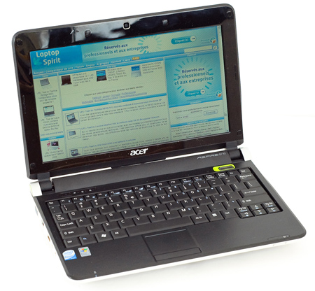Test Acer Aspire One D150