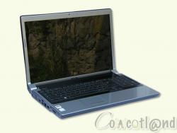 test portable Dell Studio 17