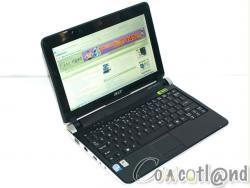 Test netbook Acer Aspire One D150