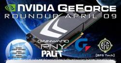 Comparatif de 6 cartes graphiques Nvidia