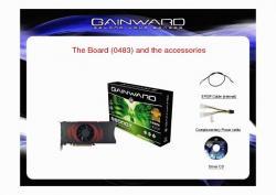 Gainward dégaine la 9800GT la plus rapide du marché !