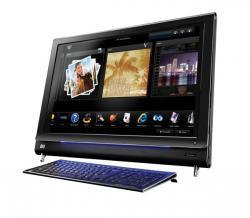 Test HP TouchSmart IQ810