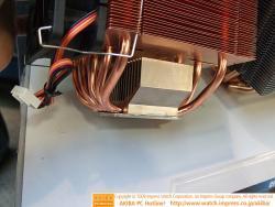 Scythe Mugen 2 Copper, 1.8kg sur la balance ! Dommage, il ne sera pas vendu