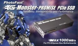 SSD G-Monster PCI eX