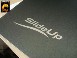 Test tapis de souris Slide Up