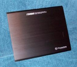Test d'un termineur de chaleur en métal liquide pour notebook