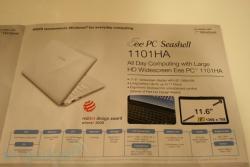 netbook Asus 1101 HA