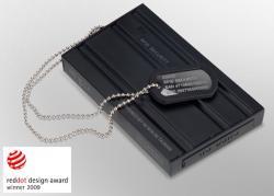 Le boitier externe pour disque dur 2.5 pour GI JOE ou 007 au choix.