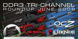 comparatif 3 kits DDR3