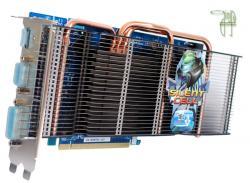 Test GeForce 9800 GT Silence Cell de Gigabyte