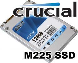 SSD Crucial M225 128 Go