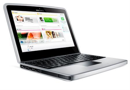 configuration Nokia Booklet3G