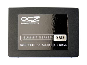 Test SSD OCZ Summit 120 Go