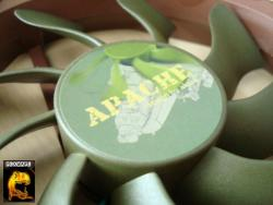 Test ventilateur Apache Akasa