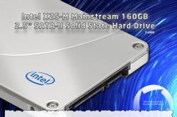 Test Intel X25-M V2 160 Go