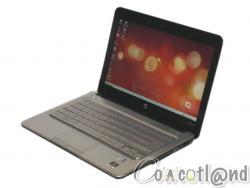 Test Netbook Compaq Mini 311c