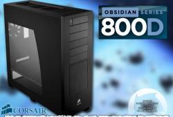 Test Corsair Obsidian 800D