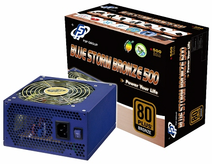 alimentation FSP 80+ bronze 500W