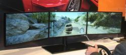 Samsung LCD Eyefinity 3D vision surround