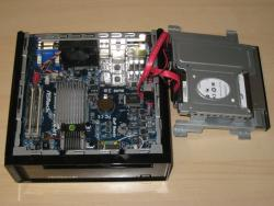 PCW teste le nettop ASRock ION330HT-BD