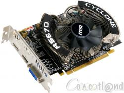 nouvelle HD 5670 Cyclone MSI