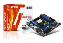 MSI ou une carte qui dépote en micro-ATX