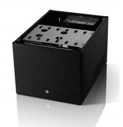 Du stockage à gogo dans le Fractal Design Array, en ITX