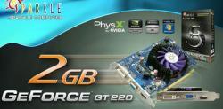 Une GT220 avec 2 Go!!!