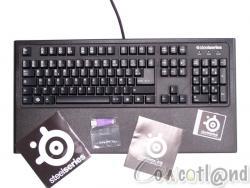 test clavier Gamer Steelseries 7G