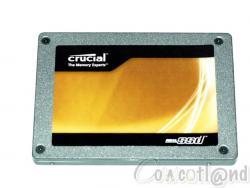 Test Crucial C300, le SSD SATA III