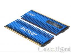 Test Kit DDR3 1600 MHz Patriot Viper