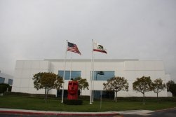 visite usine Kingston californie