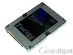 Test SSD Patriot Torqx M28 256 Go