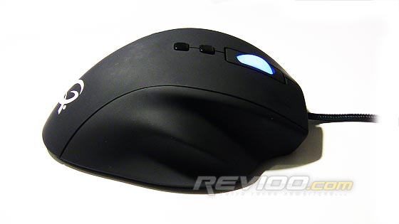 test souris Gamer QPad 5K