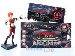 Centrale 3D se met en mode black edition