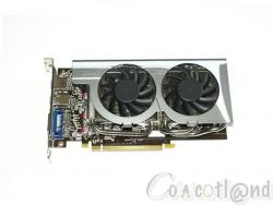 Test carte graphique MSI 5770 Hawk