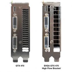 LA GTX470 d'EVGA