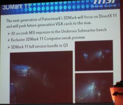 3D Mark va bien passer au DirectX11
