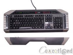Test Saitek Cyborg Keyboard