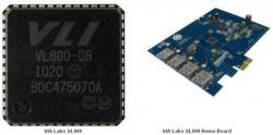 Puce VIA VL800 4 ports USB 3.0