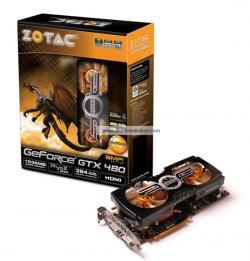 Vers une Zotac GTX 480 AMP!