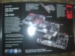 EVGA X58 Classified et SLI + 3 = USB 3.0 et SATA 3.0