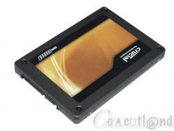 Test SSD Crucial C300 64 Go